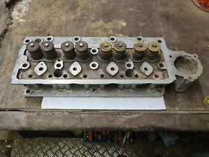 Reliant Regal, Robin 700cc, 750cc Cylinder Head