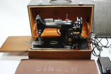 Vintage Singer 99k Motorized Sewing Machine - FREE Delivery [5395]