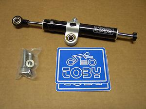 TOBY Steering Stabilizer Damper GSXR750 2000-2005 Suzuki 2001 2002 2003 2004