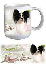 Papillon Dog Ceramic Mug PAP-1 by paws2print