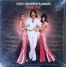 TONY ORLANDO & DAWN - PRIME TIME - BELL LBL - 1974 LP - STILL SEALED