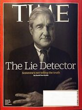 TIME MAGAZINE JULY 3 2017  THE LIE DETECTOR  NEW&UNREAD-DAY U PAY IT SHIPS