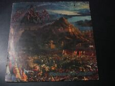 AVENGER SHADOWS OF THE DAMNED LP RECORD DEATH METAL