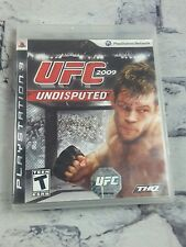 UFC Undisputed 2009 (Sony PlayStation 3, 2009) With Forest Griffin Get The Title