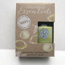 "Greenleaf Essential Oil - ""Lemon"" - 0.5 Fl. Oz."