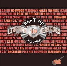 Best of Rescue Records: Rock 1993-2003 by Various Artists (CD, 2003, Rescue Reco