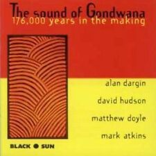 Sound of Gondwana: 176,000 Years in Making by Various Artists (CD, Feb-1997, Bla