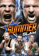 WWE: Summerslam 2012 (Blu-ray Disc, 2012) SKU 1821