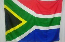 BANDIERA SUD AFRICA SOUTH AFRICA FLAG SUDAFRICA SUDAFRICANA MISURE CM 95x135