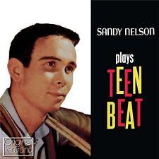 SANDY NELSON - PLAYS TEEN BEAT (NEW SEALED CD) ORIGINAL RECORDING