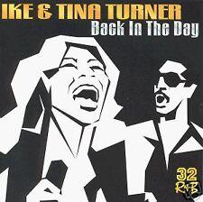 Ike & Tina Turner / Back In The Day - Neuwertig (CD Ist Spiegelglatt)