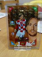 PANINI ADRENALYN EURO 2020 2021 KICK OFF  GOLD  LIMITED EDITION LUKA MODRIC
