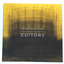 EDITORS - And End has a Start **Vinyl-LP**incl. MP3-Code**NEW**