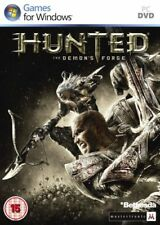 Hunted The Demon's Forge - PC - Brand New & Sealed