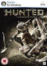 Hunted The Demon's Forge-Pc-Nuevo Y Sellado