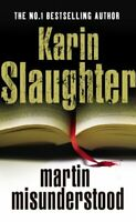 Martin Misunderstood by Slaughter, Karin Paperback Book The Fast Free Shipping