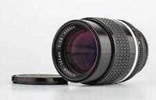 Nikon Nikkor MF AiS 105mm 1:2.5  SHP 42251