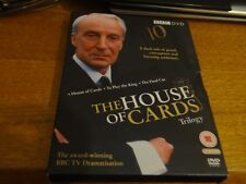THE HOUSE OF CARDS TRILOGY DVD *GOING CHEAP*