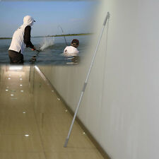 "Free Shipping Floating Aluminum Telescopic Hook For Boat Raft Marine 48"" to 83"""