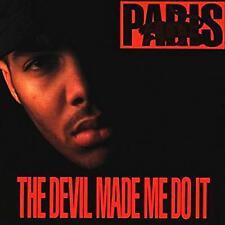 The Devil Made Me Do It, Paris, Used; Good CD