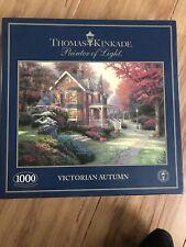 1000 piece jigsaw puzzle Victorian Autumn
