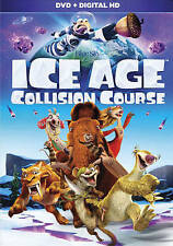 Ice Age: Collision Course (DVD, 2016) NEW