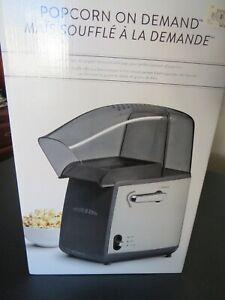 NEW West Bend Popcorn on Demand Professional Hot Air Popcorn Popper Machine