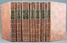 MONTESQUIEU - ŒUVRES COMPLETES - 1792 AUX DEUX PONTS SANSON 7/8T ESPRIT DES LOIS