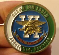 Seal Team Six Osama Bin Laden Challenge Coin