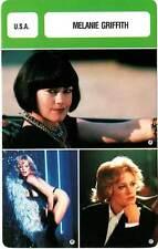 FICHE CINEMA :  MELANIE GRIFFITH -  USA (Biographie/Filmographie)