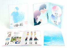 A Silent Voice Koe no Katachi First Limited Edition 2 Blu-ray Booklet Japan