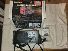 Reliance Controls Hpk2011 (Parallel 30A Generator)