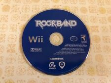 Rock Band (Nintendo Wii) - DISC ONLY