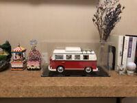 Acrylic Display Case for LEGO Volkswagen T1 Camper Van 10220 ( Aus Seller)