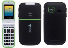 UNLOCKED FIDO ROGERS CHATR BIG BUTTONS ELDERS DORO PHONEEASY 410gsm CELL PHONE