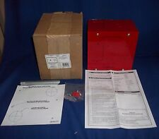 EDWARDS SIGA-DH FIRE ALARM SMOKE STEEL DUCT DETECTOR HOUSING