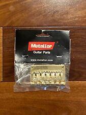 Metallor Guitar Bridge Hardtail 6-string Gold