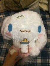 Furyu Cinamoroll Pink Baby Angel With Bottle Plushy