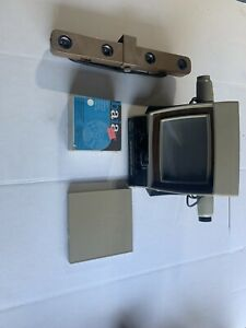 Vintage Sears Du-all Eight 8mm Film Editor Viewer For Parts And Repair