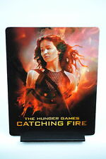 The Hunger Games Catching Fire Lenticular Magnetic Steelbook Cover