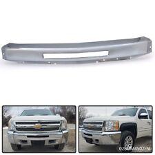 Chrome Front Bumper Fit For 07 10 Chevy Silverado 1500 09 13 25003500 Gm1002831 Fits 2013 Silverado 1500