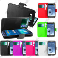 ebestStar Etui Housse Portefeuille PU Cuir Coque Samsung Galaxy S5 S5 Mini S4 S3
