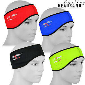 Cycling Headband Ear Warmer Thermal Windproof Running Head band Once Size
