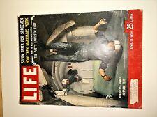 Life Magazine April 13, 1959 Space Race, Astronauts, Spacemen