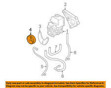 GM OEM Pump Steering Pump-Pulley 12559885