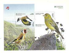Portugal 2019 - Europa, Birds - Madeira S/S MNH