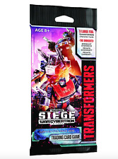SDCC 2019 EXCLUSIVE Hasbro Transformers TCG Convention Pack of trading cards