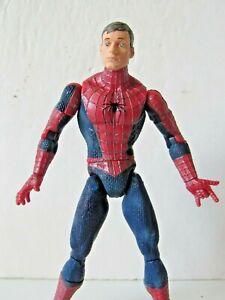 Marvel Legends Spiderman Movie Wrestler Spider Man Peter Parker Figure 2008