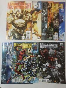Vengeance of the Moon Knight (Marvel, 2009) Full Set, DISNEY UNREAD/UNOPENED NM+