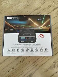 Uniden - R3 DSP Long Range Radar/Laser Detector - Matte Black